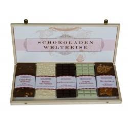 Schokoladen Weltreise