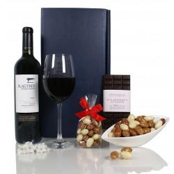 Wein-Schoko-Set