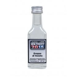 Portionsflasche 20 ml. eckig